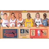 2010/11 Playoff Contenders Patches Basketball Hobby 12 Box Case