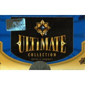 2010/11 Upper Deck Ultimate Collection Hockey Hockey 15 Box Case
