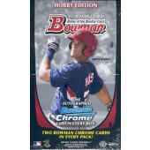 2011 Bowman Baseball Hobby 12 Box Case
