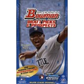 2011 Bowman Draft Picks & Prospects Baseball Hobby Box