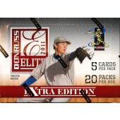 2011 Donruss Elite Extra Edition Baseball Hobby 20 Box Case