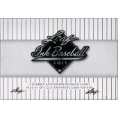 2011 Leaf Ink Baseball Hobby Box