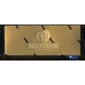 2011 Panini Gold Standard Football Hobby 15 Box Case