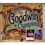 2011 Upper Deck Goodwin Champions Baseball Hobby 16 Box Case