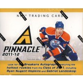 2011/12 Panini Pinnacle Hockey Hobby 12 Box Case