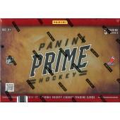 2011/12 Panini Prime Hockey Hobby 8 Box Case