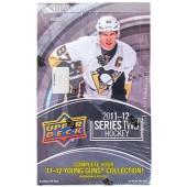 2011/12 Upper Deck Series 2 Hockey Hobby 12 Box Case