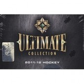 2011/12 Upper Deck Ultimate Collection Hockey Hobby 15 Box Case