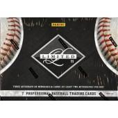 2011 Panini Limited Baseball Hobby Box