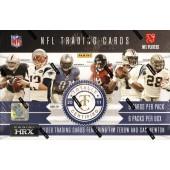 2011 Panini Totally Certified Football Hobby 12 Box Case