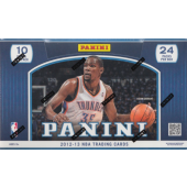 2012/13 Panini Basketball Hobby 12 Box Case