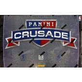 2012/13 Panini Crusades Basketball Hobby 12 Box Case