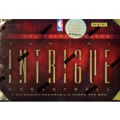 2012/13 Panini Intrigue Basketball Hobby Box