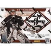 2012/13 Panini Limited Hockey Hobby 15 Box Case