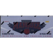 2012/13 Panini Marquee Basketball Hobby 12 Box Case