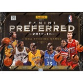 2012/13 Panini Preferred Basketball Hobby 10 Box Case
