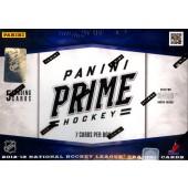 2012/13 Panini Prime Hockey Hobby Box