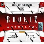 2012/13 Panini Rookie Anthology Hockey Hobby 12 Box Case