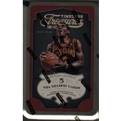 2012/13 Panini Timeless Treasures Basketball Hobby 20 Box Case