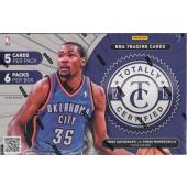 2012/13 Panini Totally Certified Basketball Hobby Box