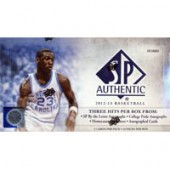 2012/13 Upper Deck SP Authentic Basketball Hobby Box