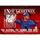 2012 Panini Elite Extra Edition Baseball Hobby 20 Box Case
