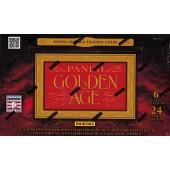 2012 Panini Golden Age Baseball Hobby 20 Box Case