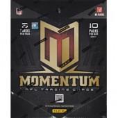 2012 Panini Momentum Football Hobby 10 Box Case