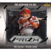 2012 Panini Prizm Baseball Hobby 12 Box Case