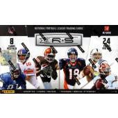 2012 Panini Rookies & Stars Football Hobby 12 Box Case