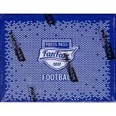 2012 Press Pass Fanfare Football Hobby Box