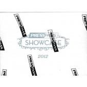 2012 Press Pass Showcase Racing Hobby 12 Box Case
