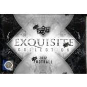 2012 Upper Deck Exquisite Football Hobby Box