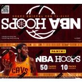 2013/14 Panini NBA Hoops Basketball Jumbo 12 Box Case