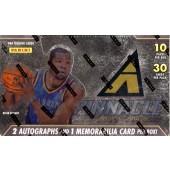 2013/14 Panini Pinnacle Basketball Jumbo 12 Box Case