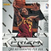 2013/14 Panini Prizm Basketball Hobby Box