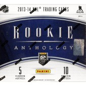 2013/14 Panini Rookie Anthology Hockey Hobby 12 Box Case
