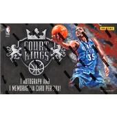 2013/14 Panini Court Kings Basketball Hobby 15 Box Case