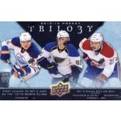 2013/14 Upper Deck Trilogy Hockey Hobby Box