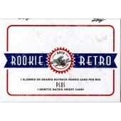 2013 Leaf Rookie Retro Box
