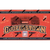 2013 Panini Cooperstown Baseball Hobby 14 Box Case