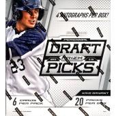 2013 Panini Prizm Perennial Draft Baseball Hobby 12 Box Case