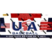 2013 Panini USA Baseball Set 10 Box Case