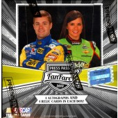 2013 Press Pass FanFare Racing Hobby 10 Box Case