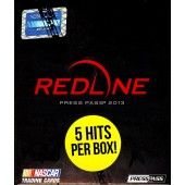 2013 Press Pass Redline Racing Hobby 10 Box Case