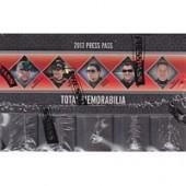 2013 Press Pass Total Memorabilia Racing Hobby Box