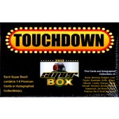 2013 Super Box Football 5 Box Case