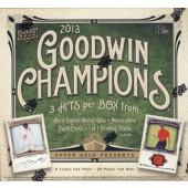 2013 Upper Deck Goodwin Champions Baseball Hobby Box
