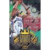 2014/15 Panini Court Kings Basketball Hobby 15 Box Case