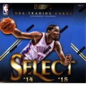 2014/15 Panini Select Basketball Hobby 12 Box Case